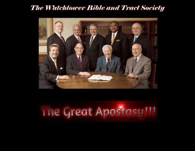 Faces of Apostasy