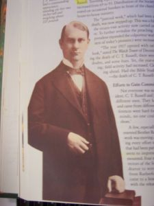 Joseph Franklin Rutherford was success fully elected second President of the Watch Tower Bible and Tract Society.