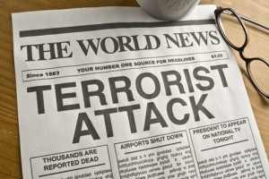 Spiritual Terror Attack!