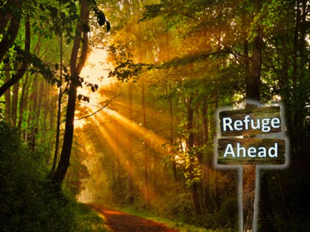 Refuge Is In Jesus